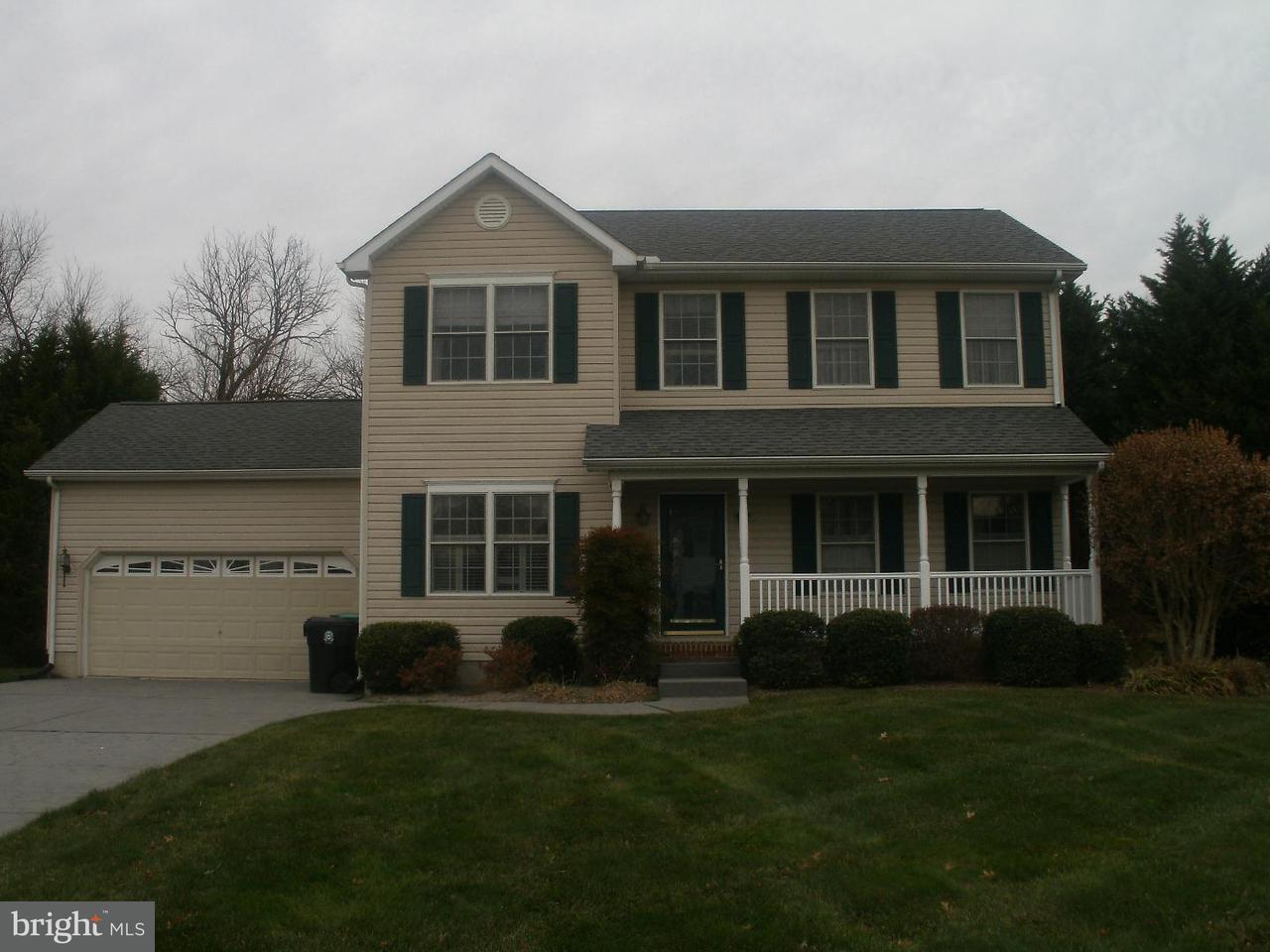 Maison unifamiliale pour l à louer à 416 MANNERING Drive Camden, Delaware 19901 États-Unis