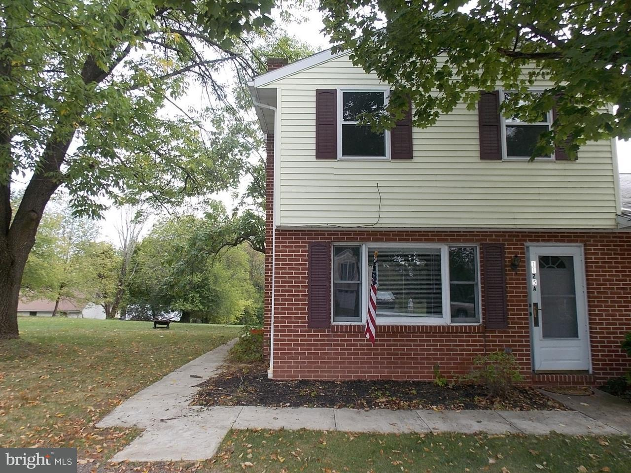 Townhouse for Rent at 1125 BROAD ST #A Gilbertsville, Pennsylvania 19525 United States