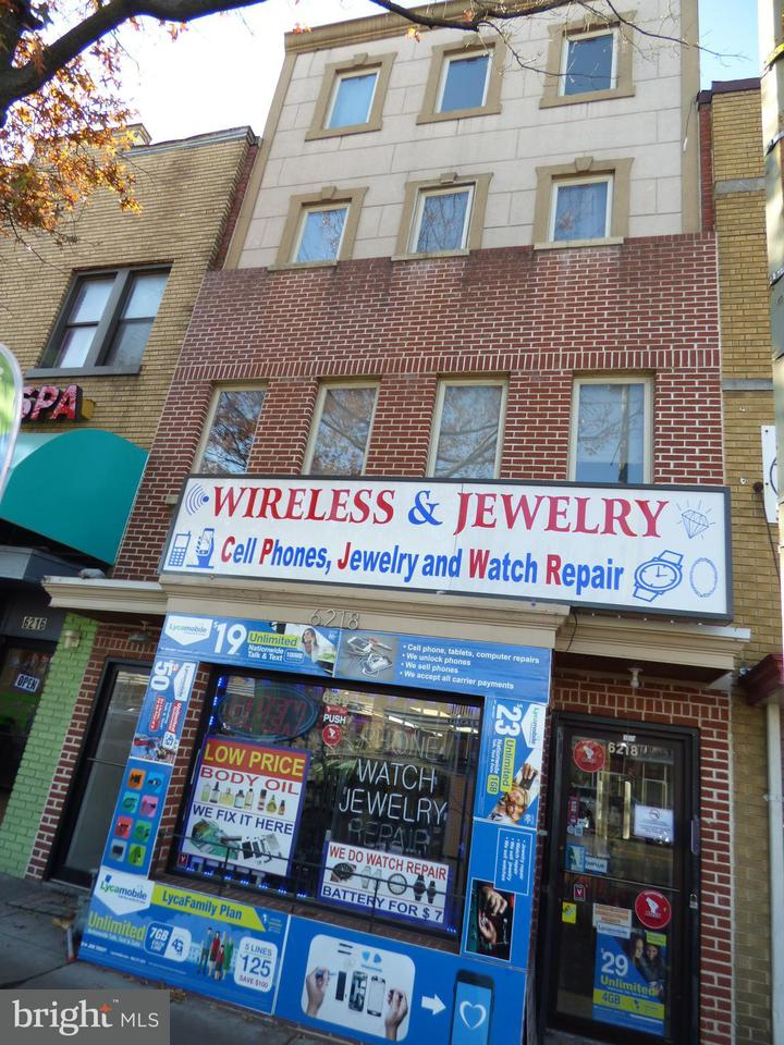 Commercial for Sale at 6218 GEORGIA AVE NW 6218 GEORGIA AVE NW Washington, District Of Columbia 20011 United States