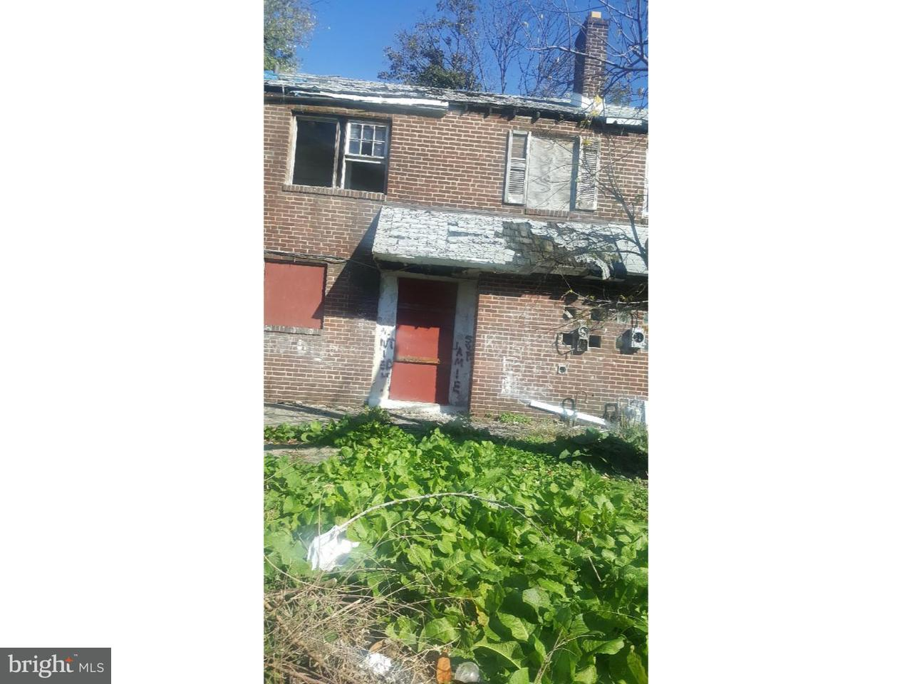 Townhouse for Rent at 1413 HONAN Street Chester, Pennsylvania 19013 United States