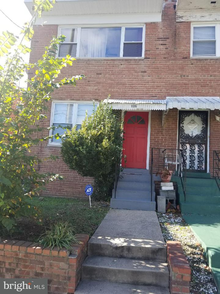 Other Residential for Rent at 106 Tuckerman St NW Washington, District Of Columbia 20011 United States