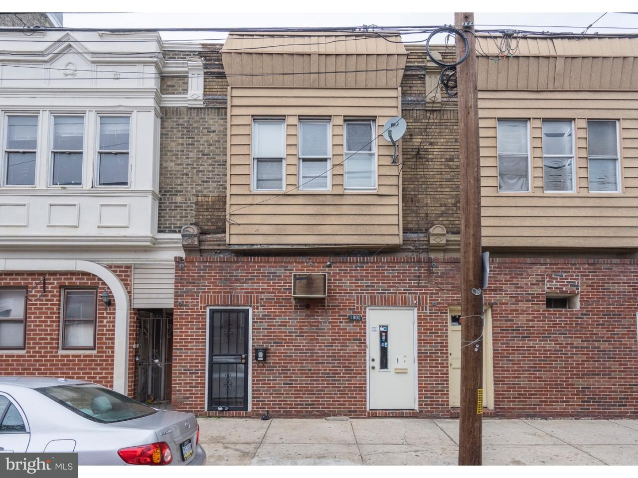 Single Family Home for Sale at 1905 FEDERAL Street Philadelphia, Pennsylvania 19146 United States