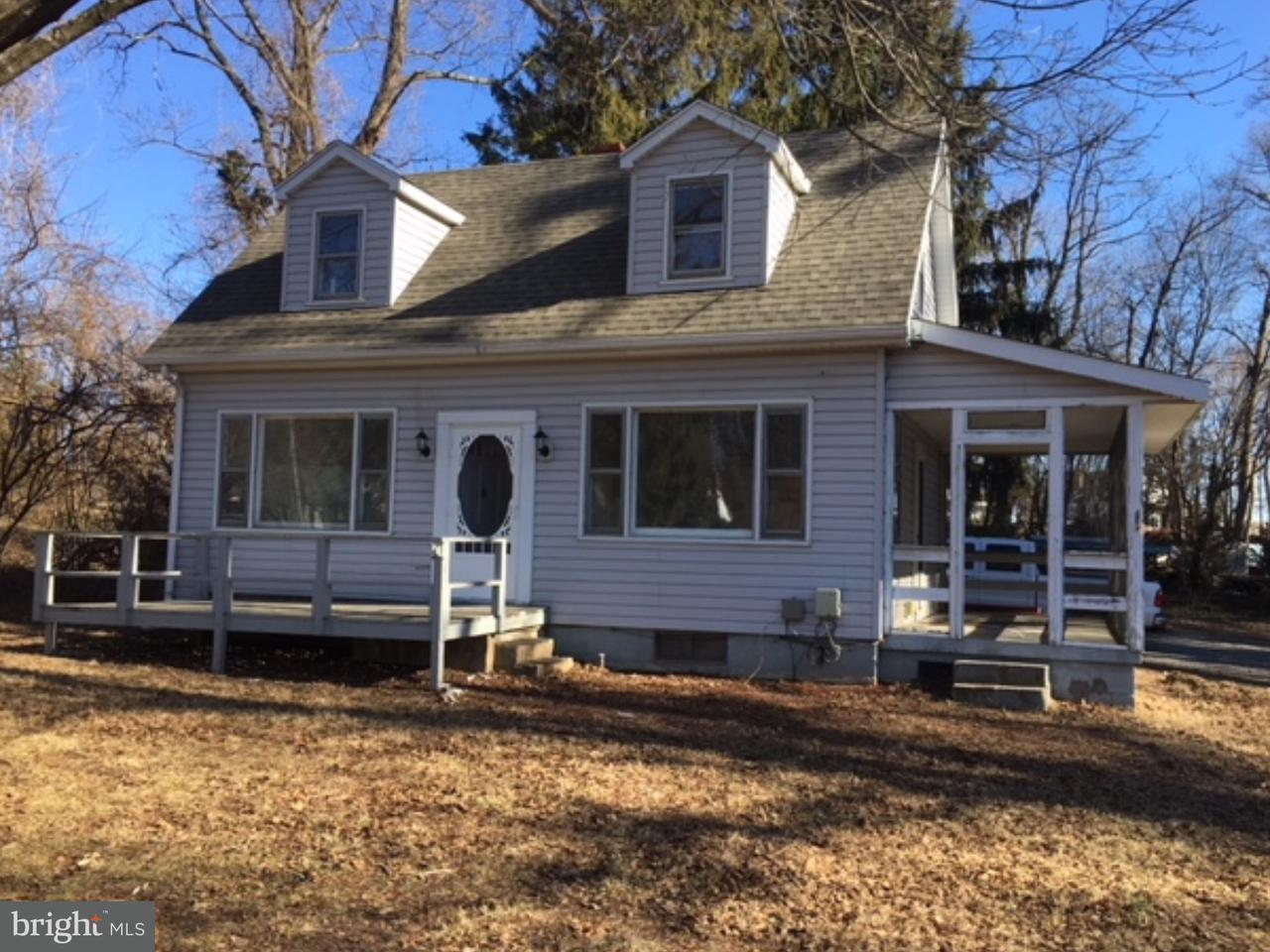 Частный односемейный дом для того Продажа на 3162 S DUPONT HWY Townsend, Делавэр 19734 Соединенные Штаты