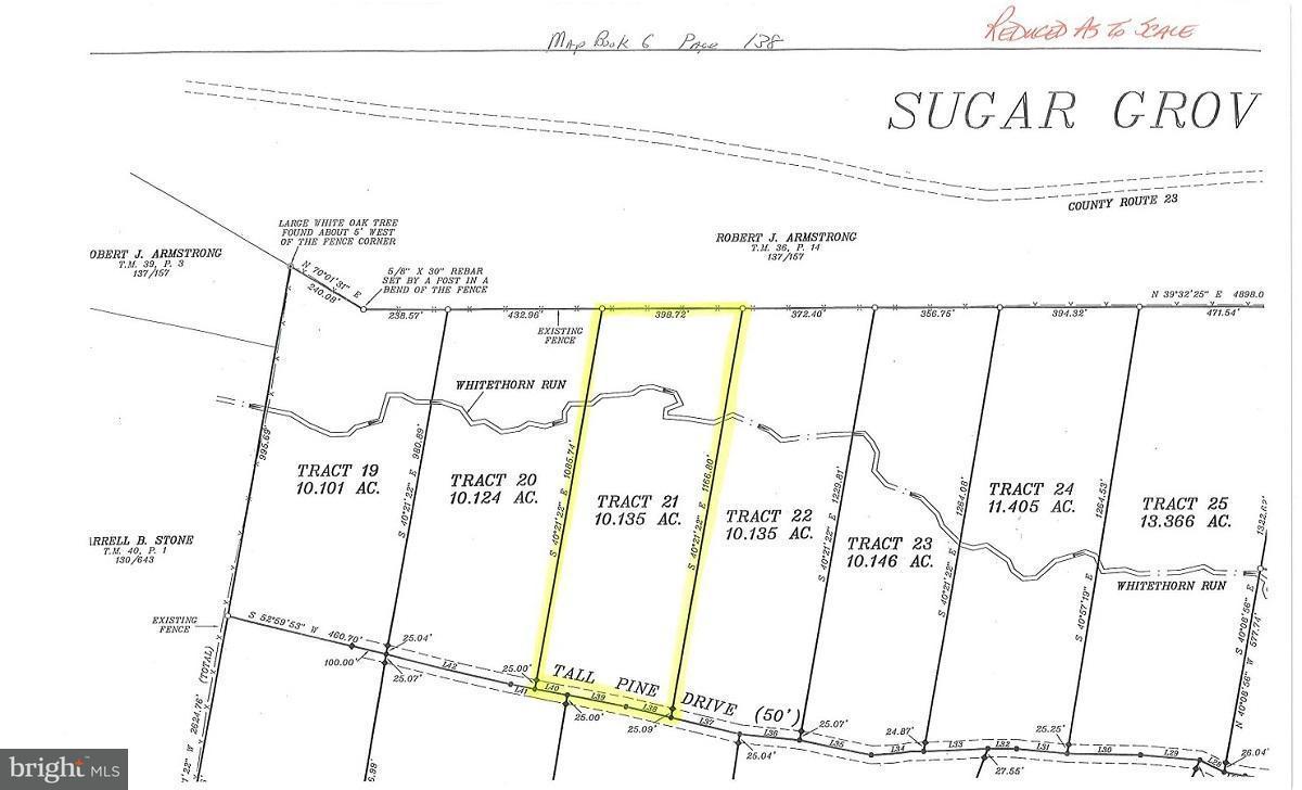 Land for Sale at Sugar Grove Estates Sugar Grove, West Virginia 26815 United States