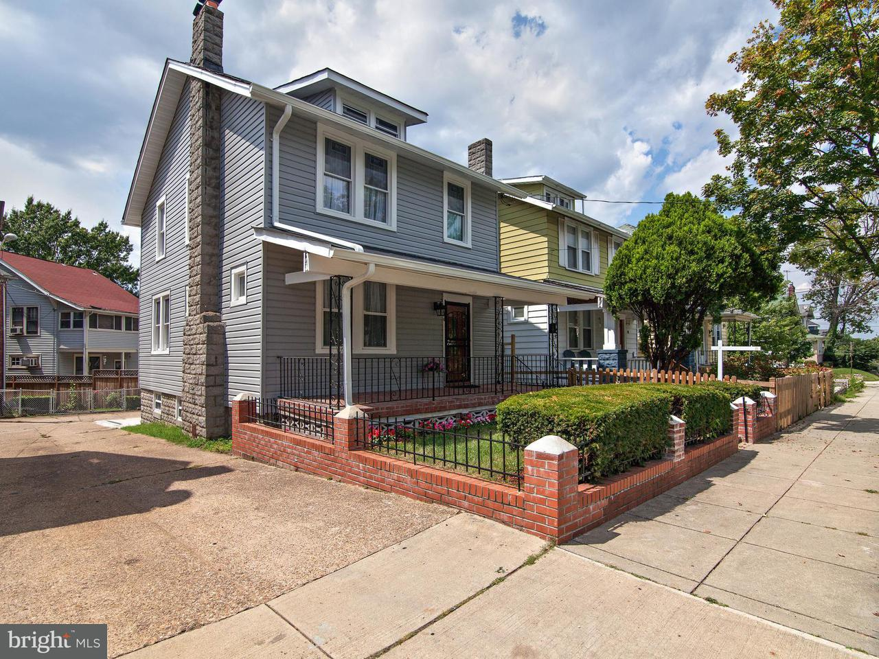 Single Family Home for Sale at 3416 24TH ST NE 3416 24TH ST NE Washington, District Of Columbia 20018 United States