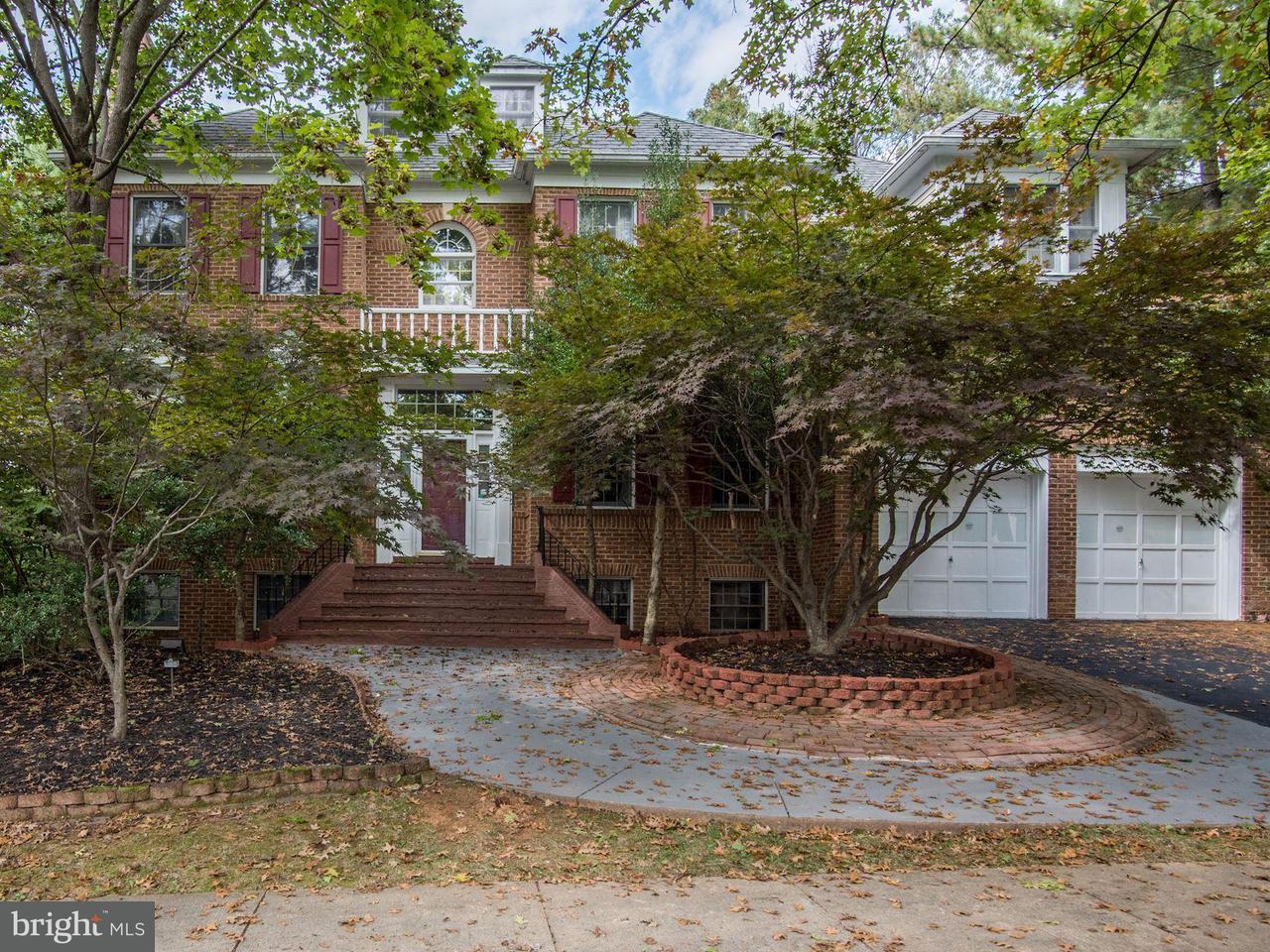 Einfamilienhaus für Verkauf beim 12211 Turley Drive 12211 Turley Drive North Potomac, Maryland 20878 Vereinigte Staaten