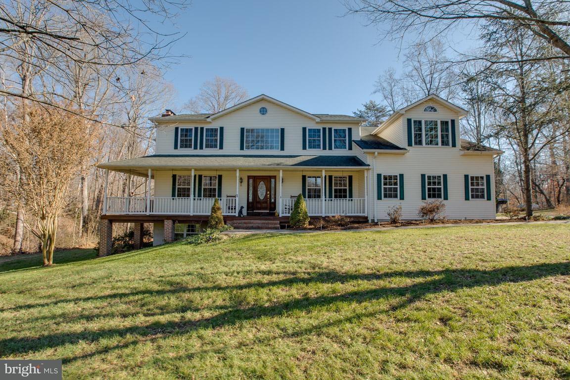 一戸建て のために 売買 アット 5711 WARREN Drive 5711 WARREN Drive Huntingtown, メリーランド 20639 アメリカ合衆国