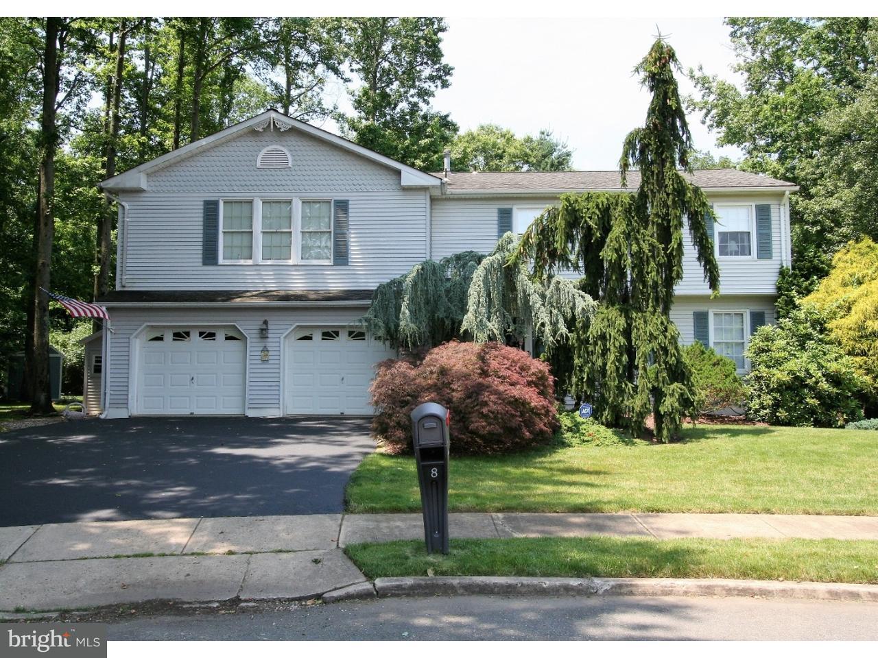 一戸建て のために 売買 アット 8 TIBY Place Monmouth Junction, ニュージャージー 08852 アメリカ合衆国で/アラウンド: South Brunswick Township