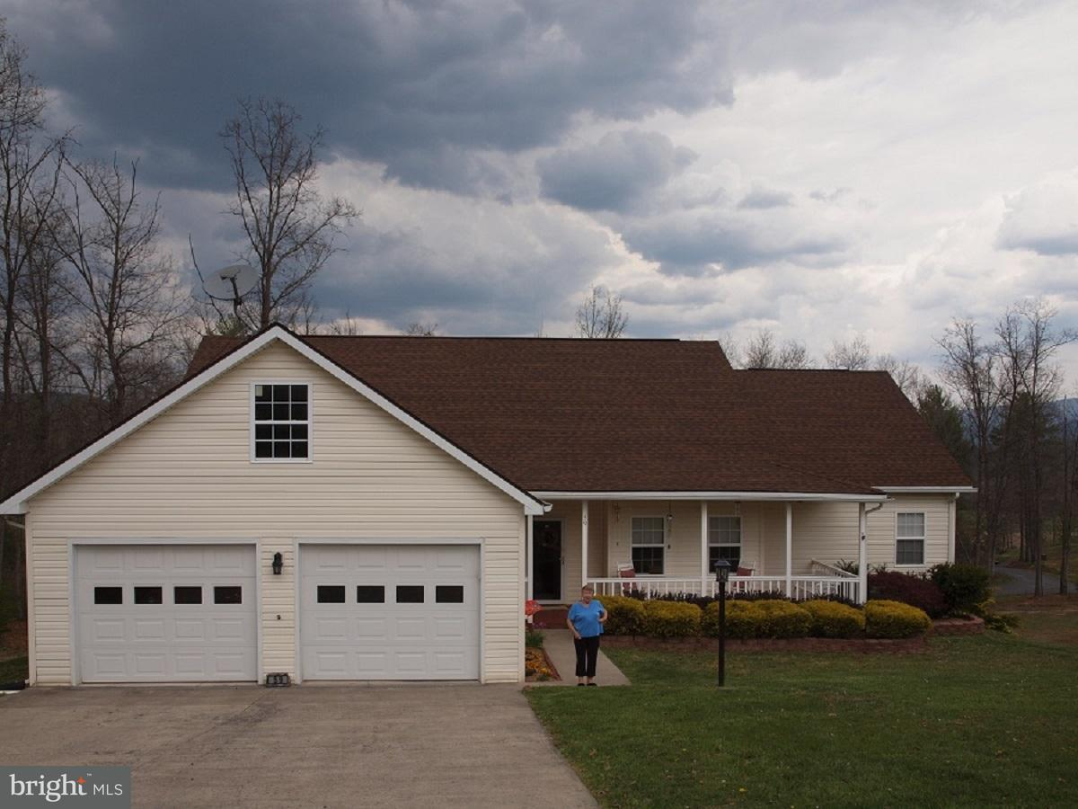 Single Family for Sale at 59 Valley View Lane Brandywine, West Virginia 26802 United States