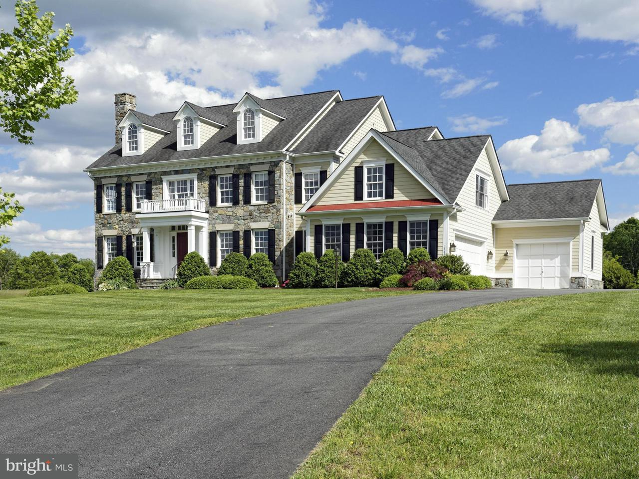 Single Family Home for Sale at 21450 Rosedown Court 21450 Rosedown Court Middleburg, Virginia 20117 United States