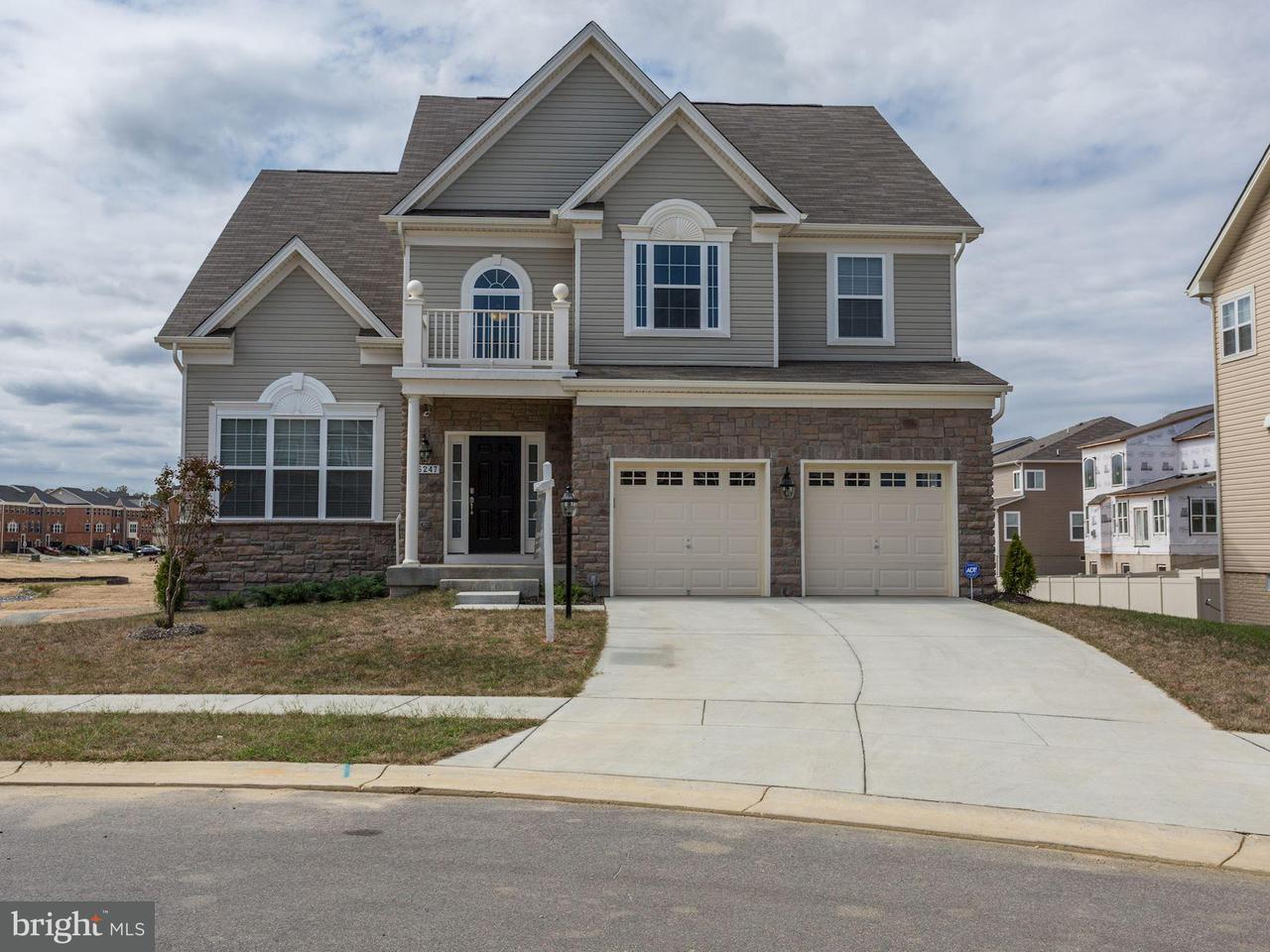 獨棟家庭住宅 為 出售 在 5247 FEATHERS Court 5247 FEATHERS Court White Plains, 馬里蘭州 20695 美國