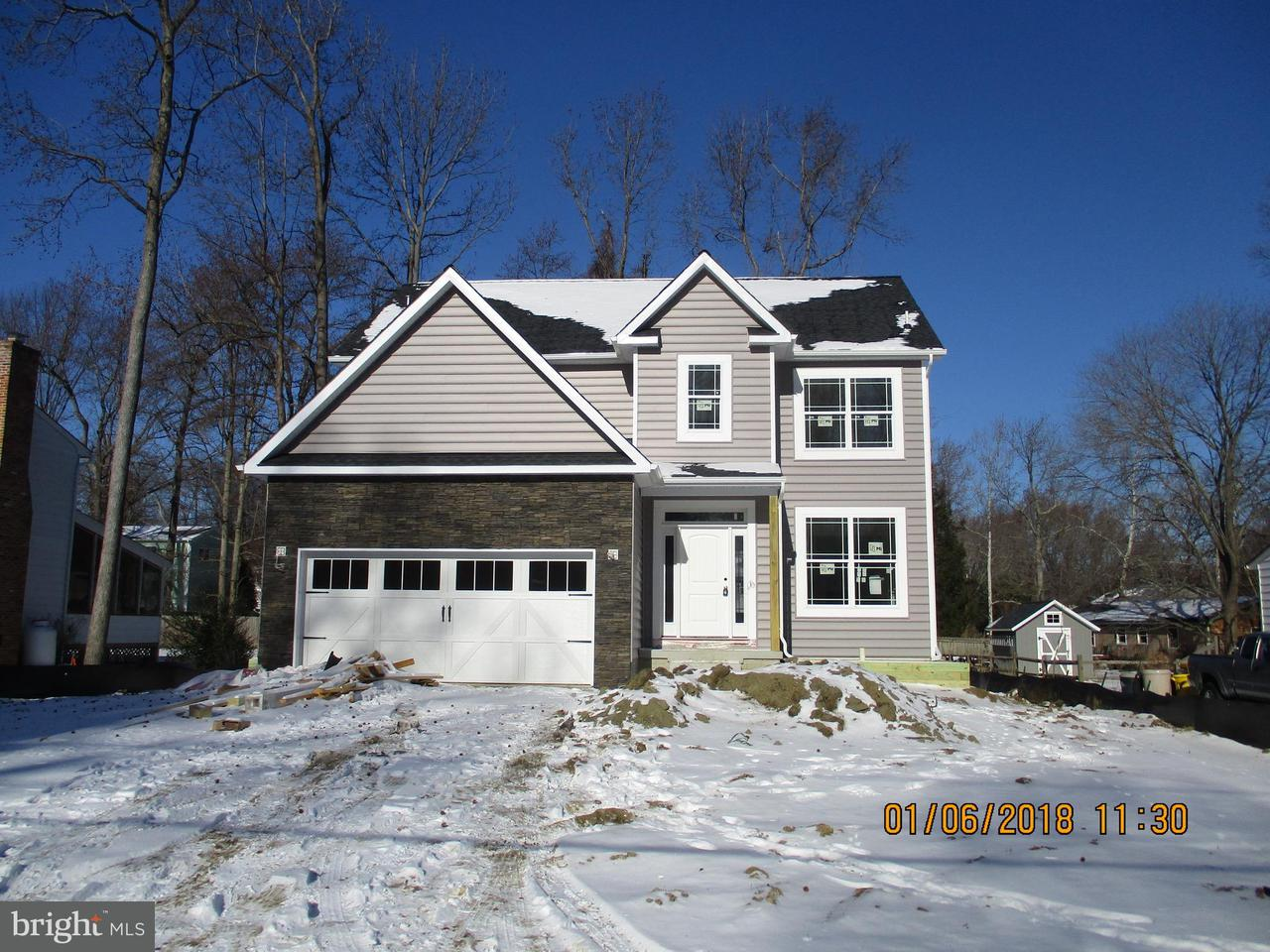 Single Family Home for Sale at 140 Lee Drive 140 Lee Drive Annapolis, Maryland 21403 United States