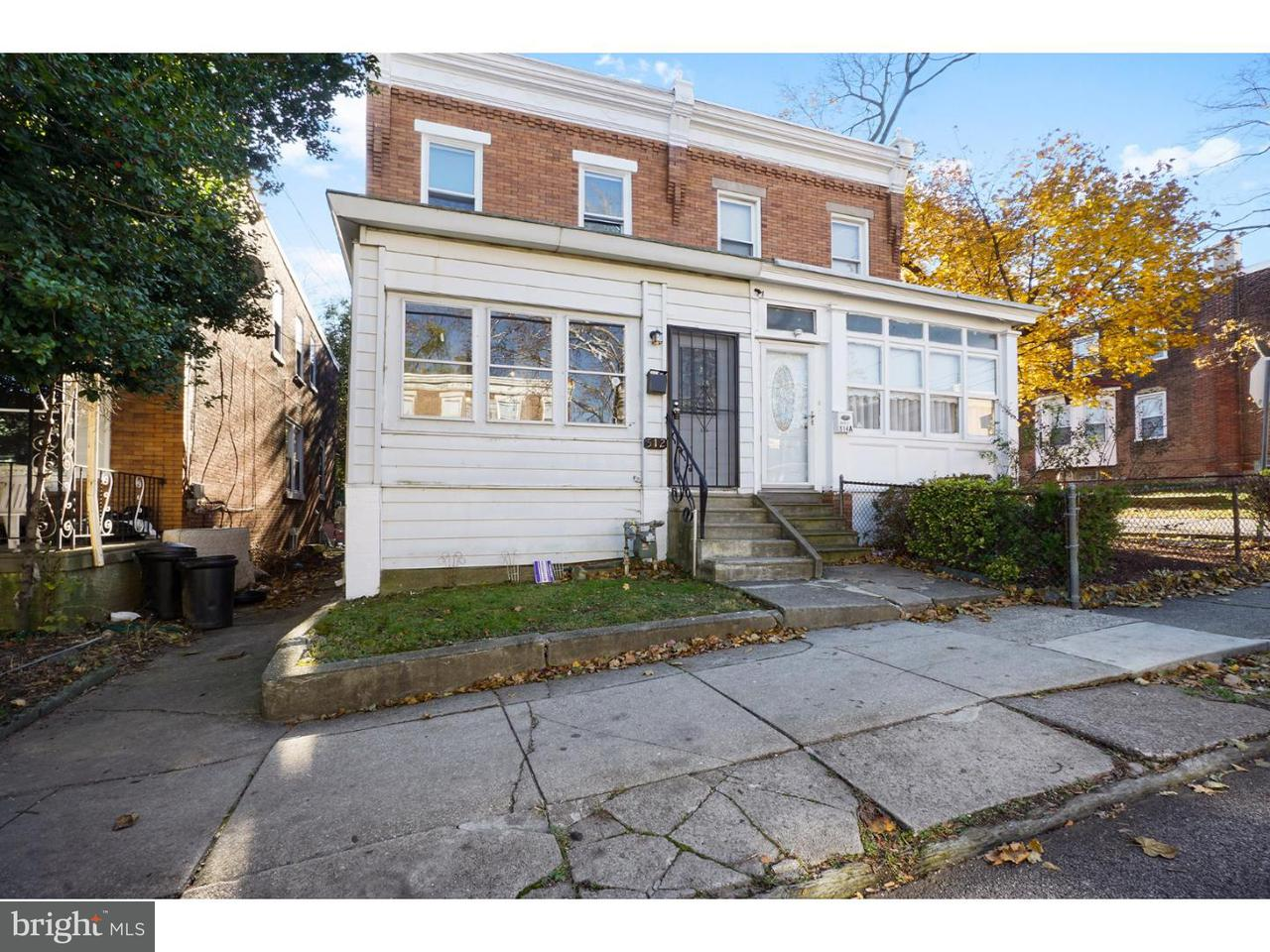 Townhouse for Rent at 512 SPRUCE Street Darby, Pennsylvania 19023 United States