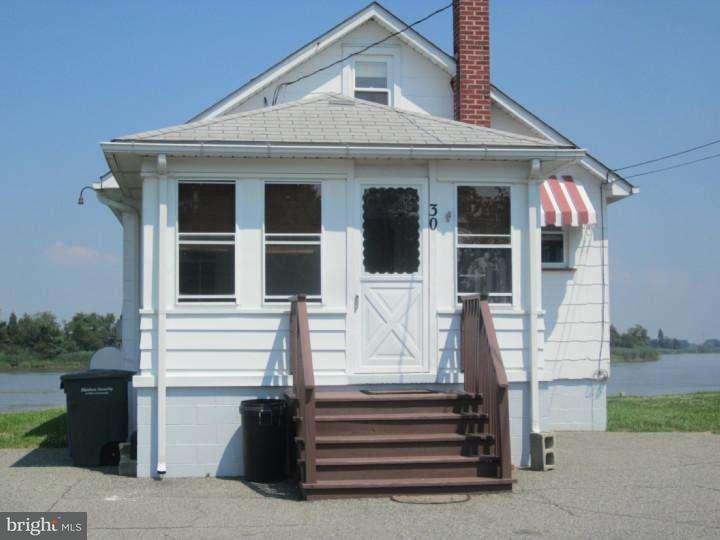Maison unifamiliale pour l Vente à 30 SINNICKSON LANDING Road Elsinboro Township, New Jersey 08079 États-Unis