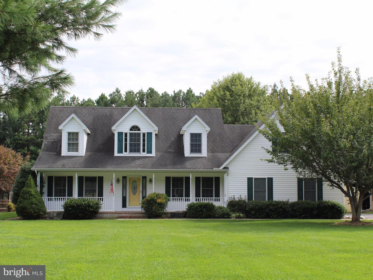 獨棟家庭住宅 為 出售 在 13399 Wye Landing Lane 13399 Wye Landing Lane Wye Mills, 馬里蘭州 21679 美國