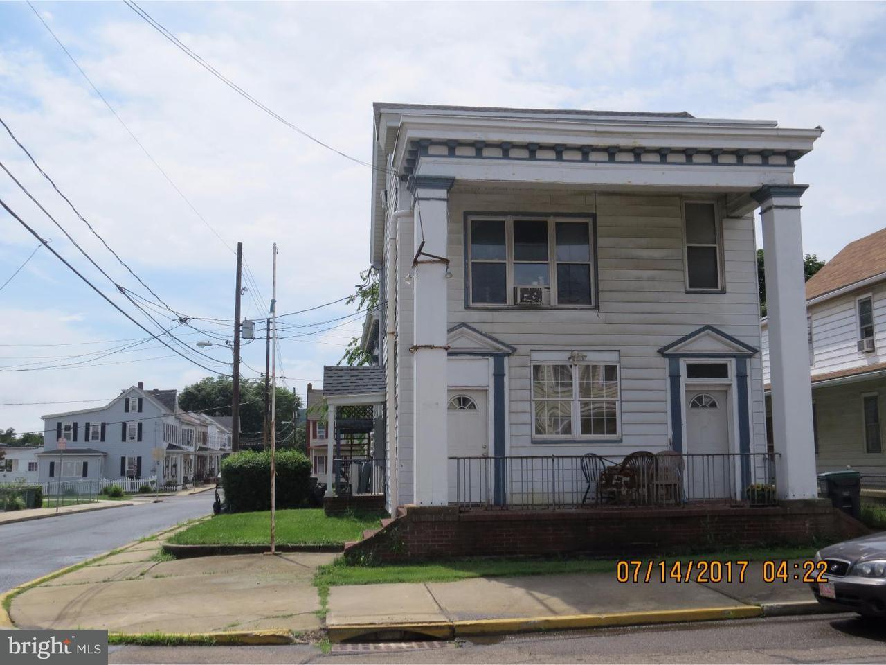 Casa Unifamiliar por un Alquiler en 503 DOCK Street Schuylkill Haven, Pennsylvania 17972 Estados Unidos