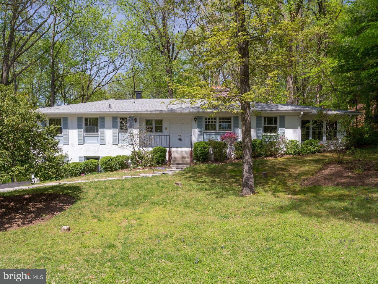 Single Family Home for Sale at 7828 LANGLEY RIDGE Road 7828 LANGLEY RIDGE Road McLean, Virginia 22102 United States