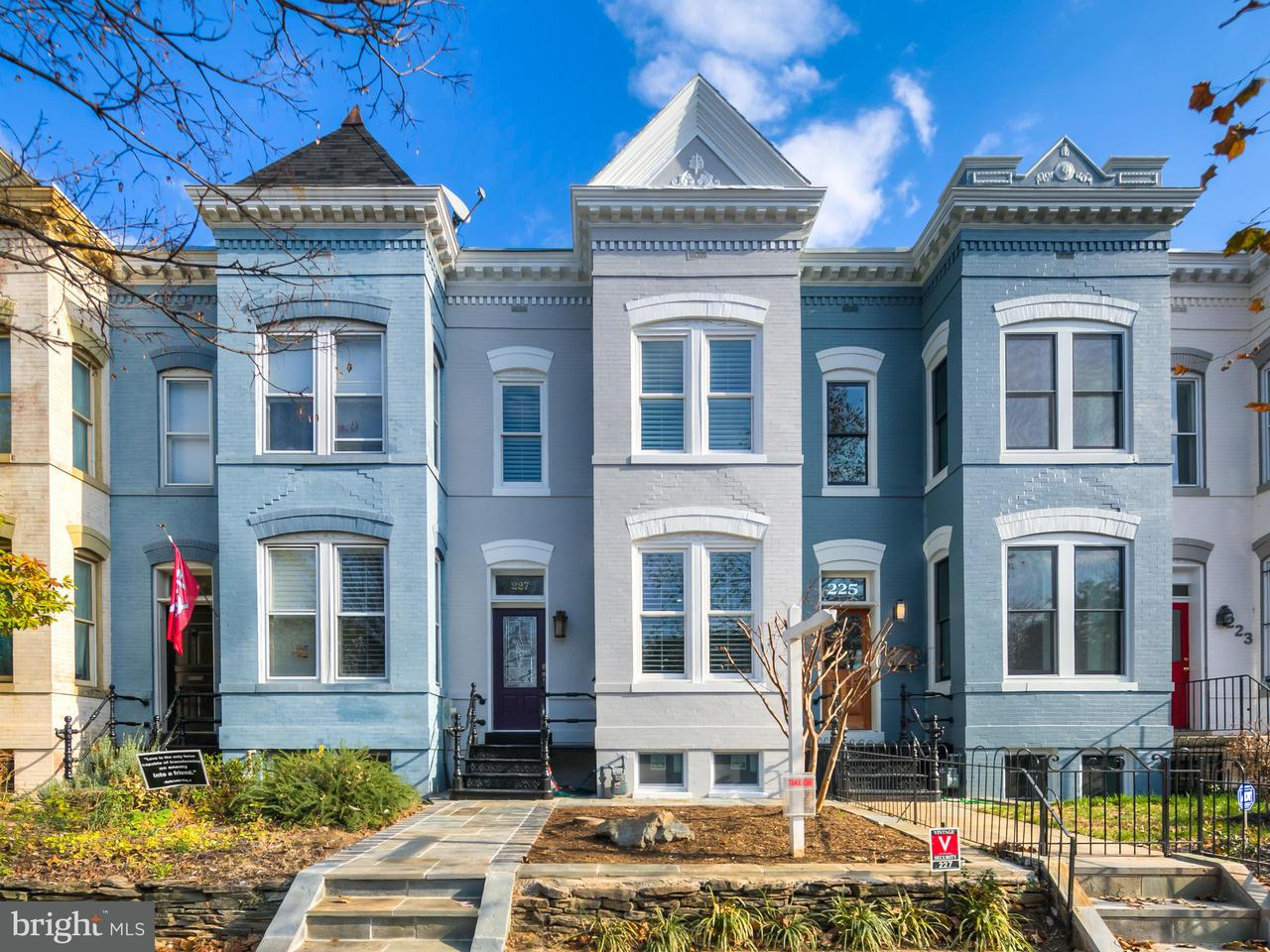 Single Family for Sale at 227 12th St NE Washington, District Of Columbia 20002 United States