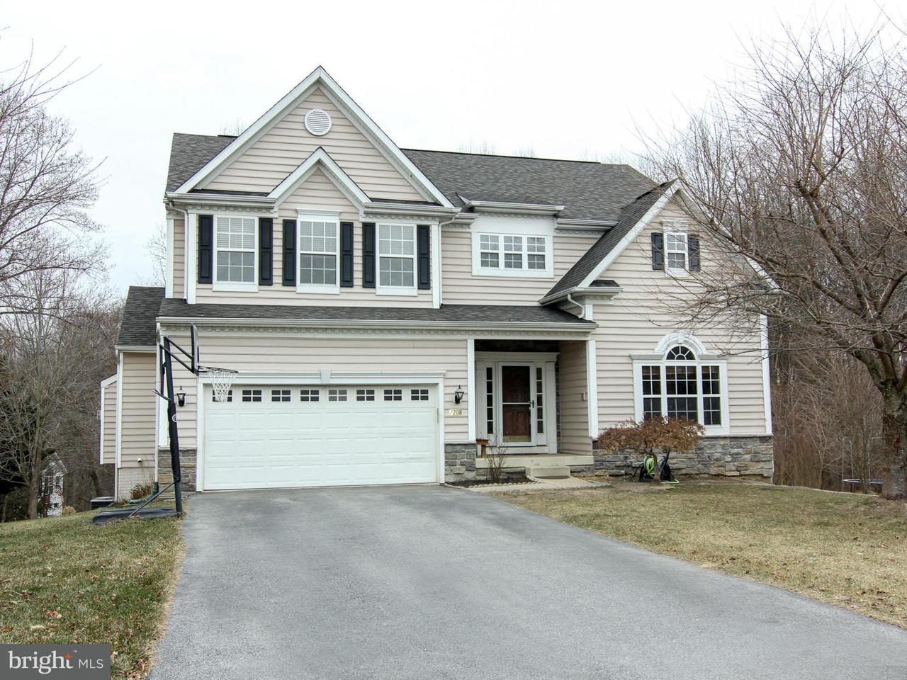 Casa Unifamiliar por un Venta en 1208 MARBLE Court 1208 MARBLE Court Eldersburg, Maryland 21784 Estados Unidos
