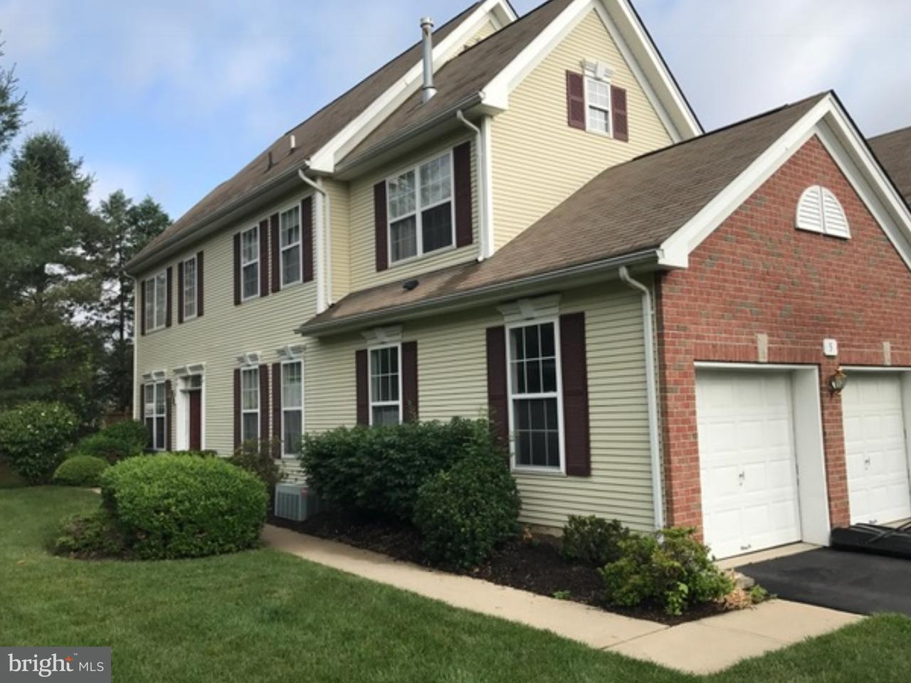 Townhouse for Sale at 5 HAMPTON Court West Windsor, New Jersey 08550 United StatesMunicipality: W Windsor Township