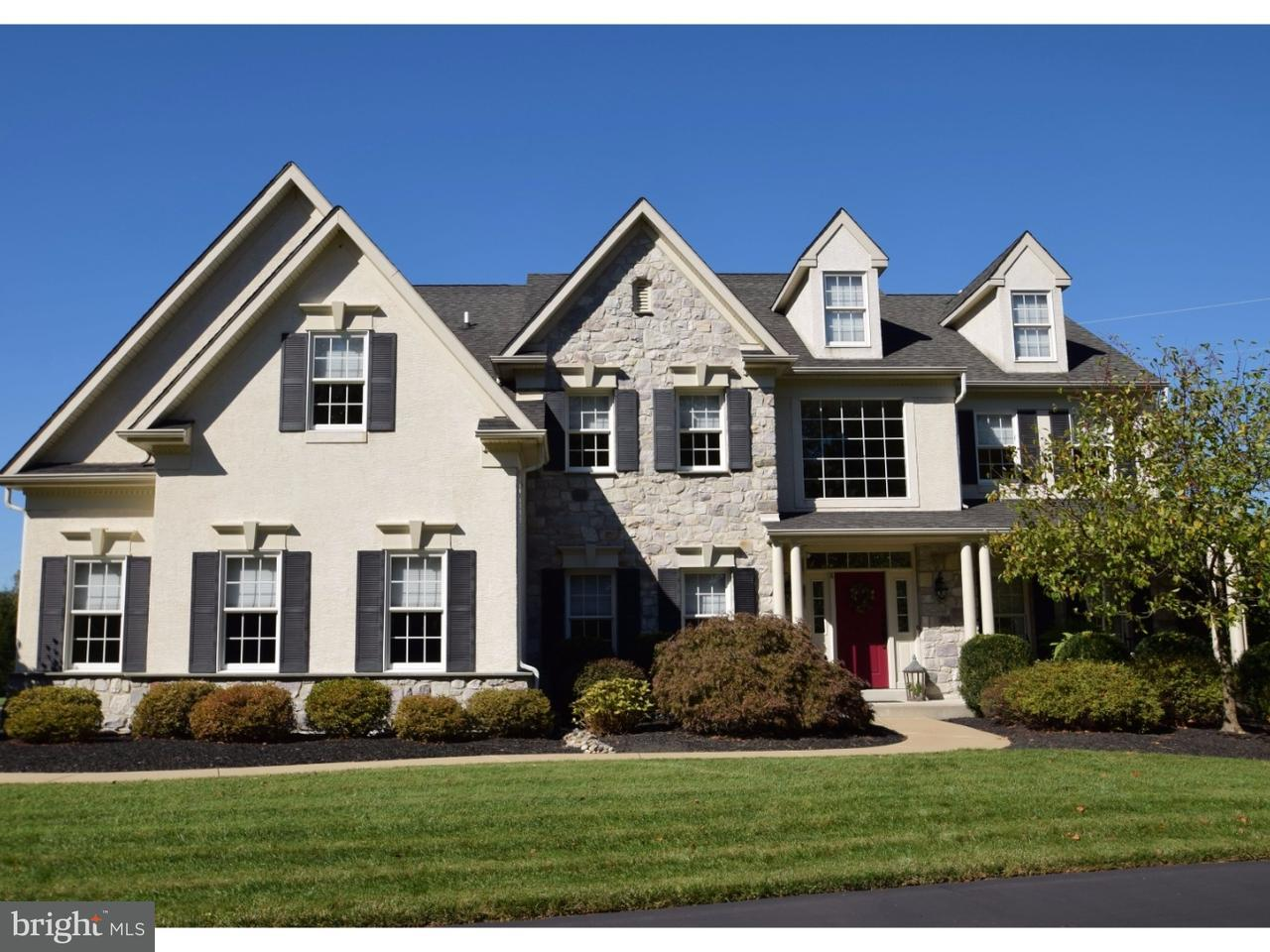 独户住宅 为 销售 在 8 CHESTNUT Lane North Wales, 宾夕法尼亚州 19454 美国