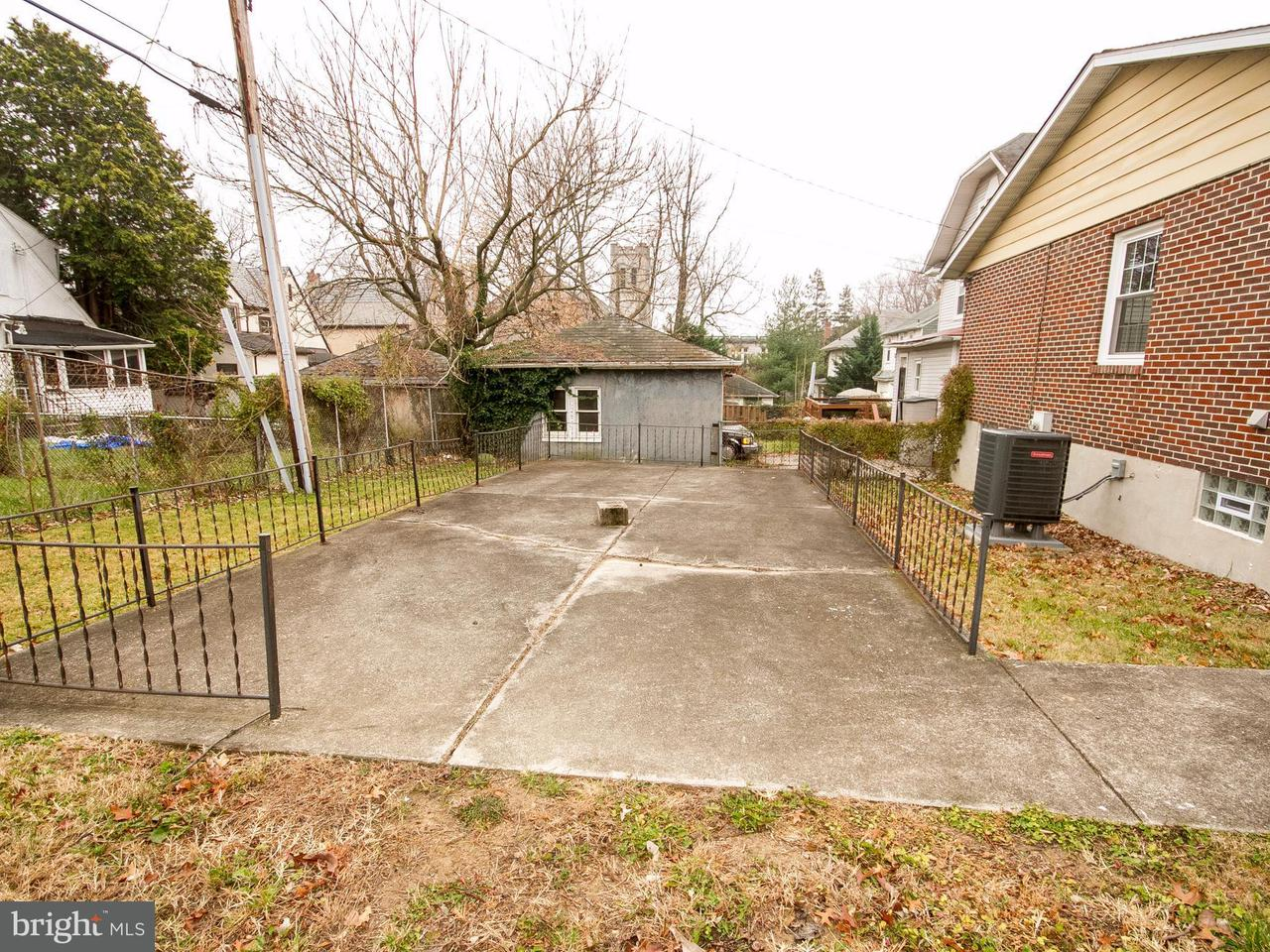 Single Family for Sale at 3407 Rosedale Rd Baltimore, Maryland 21215 United States