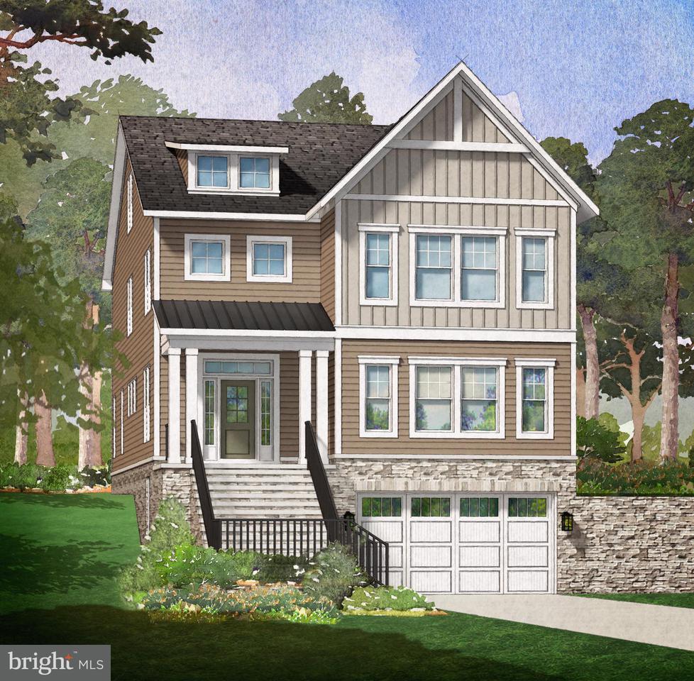 Single Family Home for Sale at 2322 JOHN MARSHALL Drive 2322 JOHN MARSHALL Drive Arlington, Virginia 22205 United States