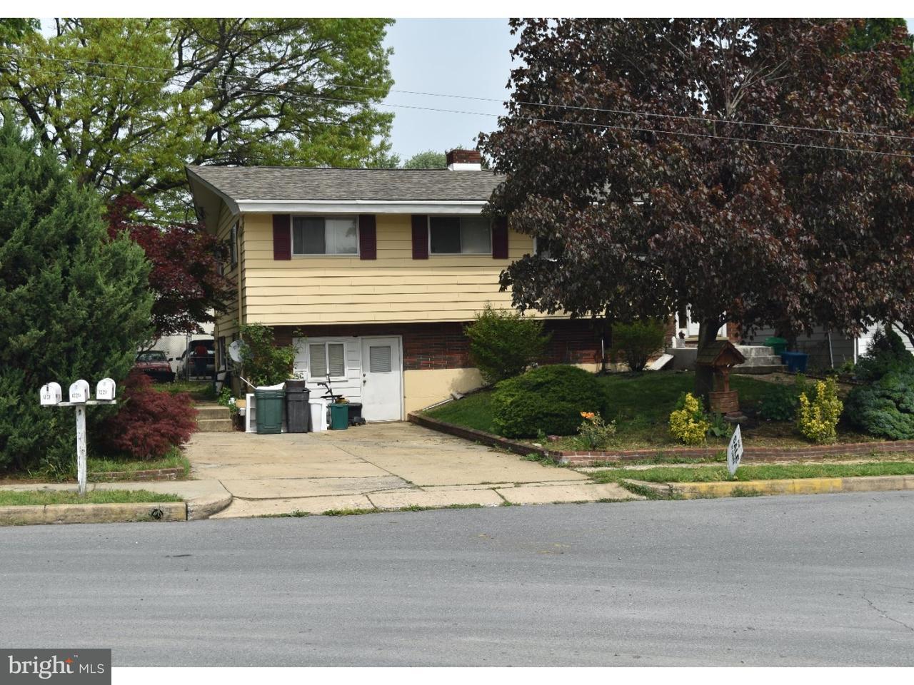 Casa Unifamiliar por un Venta en 1221 WAYNE Street Reading, Pennsylvania 19601 Estados Unidos