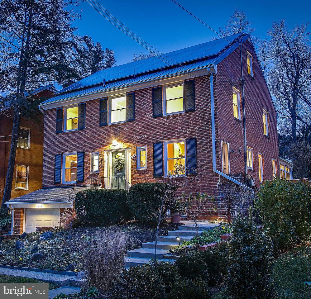 Single Family Home for Sale at 4815 V ST NW 4815 V ST NW Washington, District Of Columbia 20007 United States