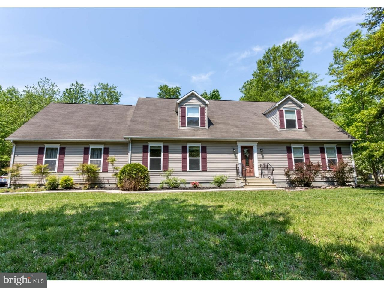 Single Family Home for Sale at 17065 SPRUCE Road Ellendale, Delaware 19941 United States