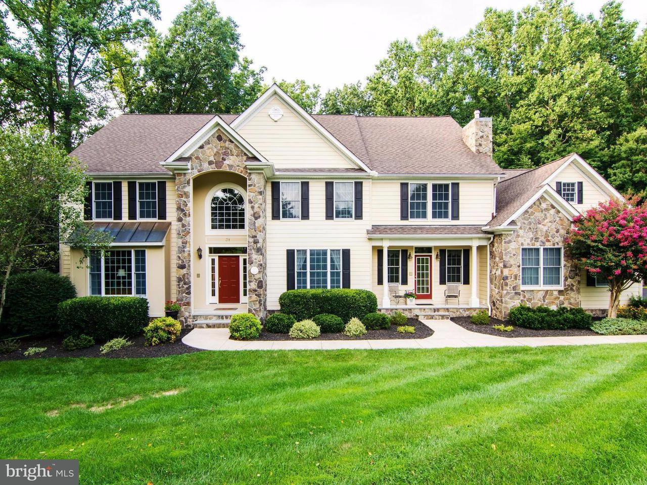 Moradia para Venda às 31 BRETT MANOR Court 31 BRETT MANOR Court Hunt Valley, Maryland 21030 Estados Unidos