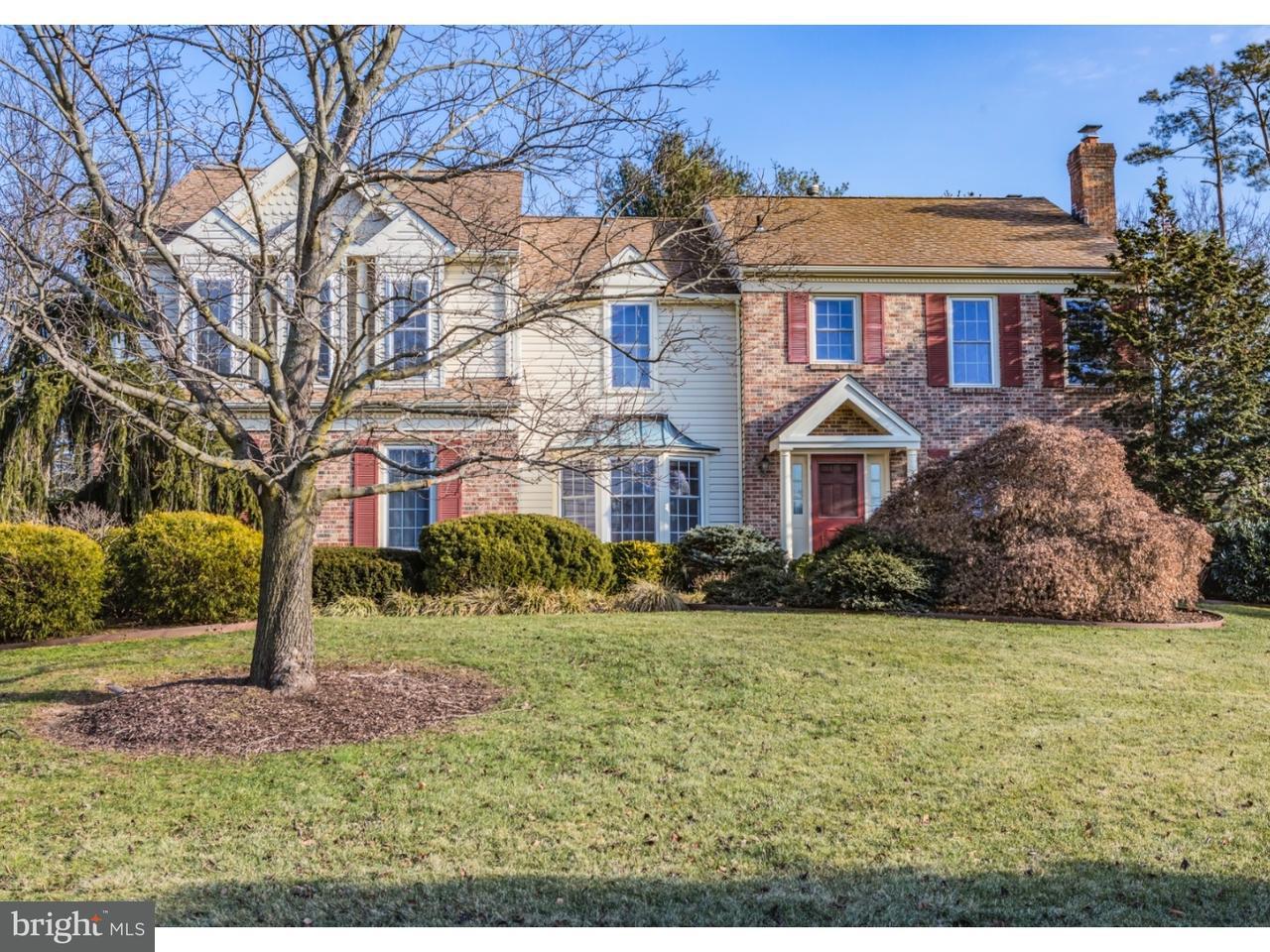 Casa Unifamiliar por un Venta en 4 TRACEY Drive Lawrenceville, Nueva Jersey 08648 Estados UnidosEn/Alrededor: Lawrence Township