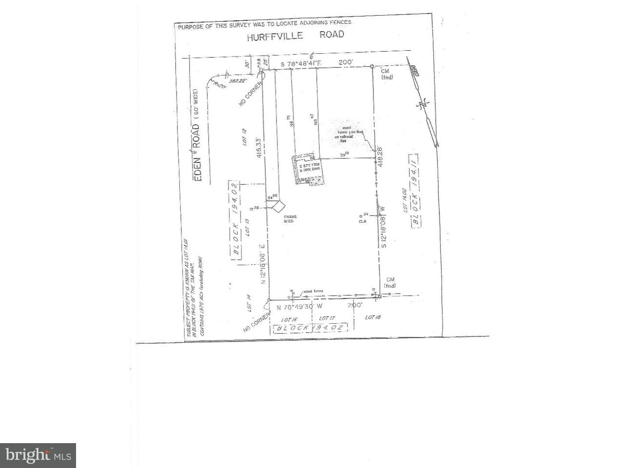 Single Family Home for Sale at 158 HURFFVILLE Road Turnersville, New Jersey 08012 United States