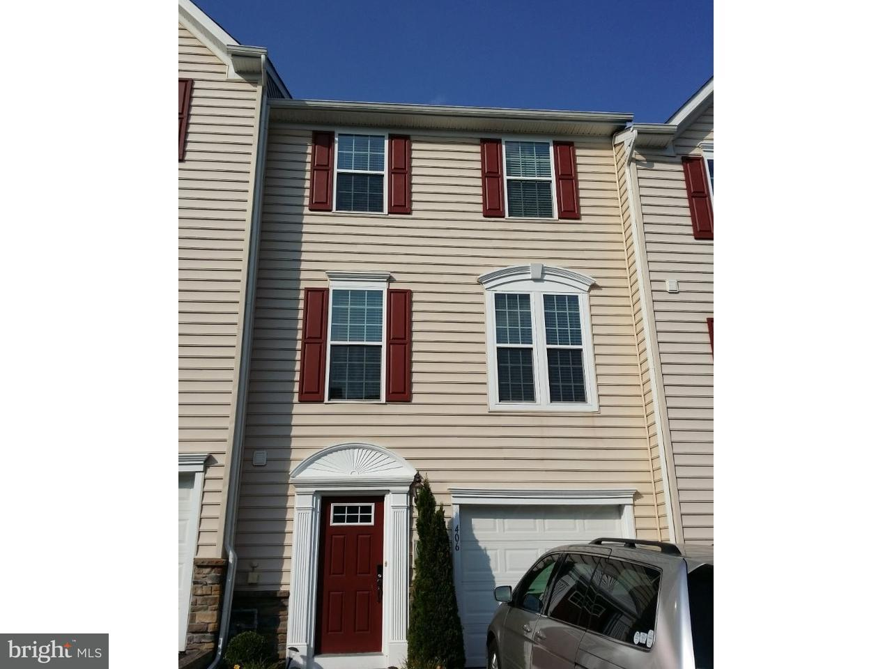 Townhouse for Rent at 406 SUSAN Circle North Wales, Pennsylvania 19454 United States