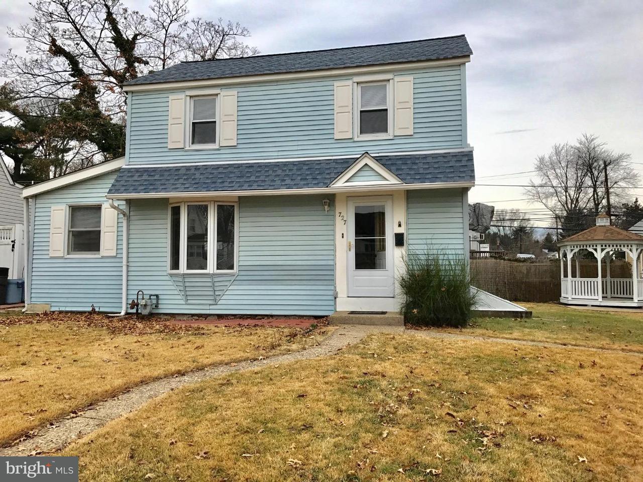 Maison unifamiliale pour l à louer à 727 THORNDALE Road Aldan, Pennsylvanie 19018 États-Unis