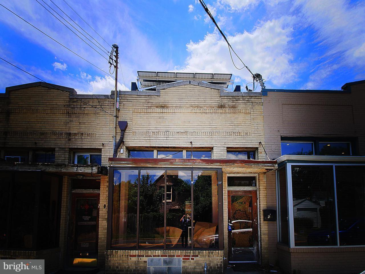 Maison unifamiliale pour l Vente à 2013 BUNKER HILL RD NE 2013 BUNKER HILL RD NE Washington, District De Columbia 20018 États-Unis