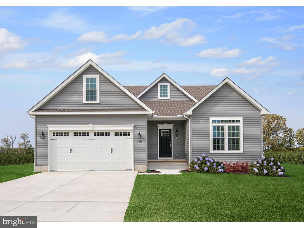 Einfamilienhaus für Verkauf beim OJU VALE BLVD Greenwood, Delaware 19950 Vereinigte Staaten