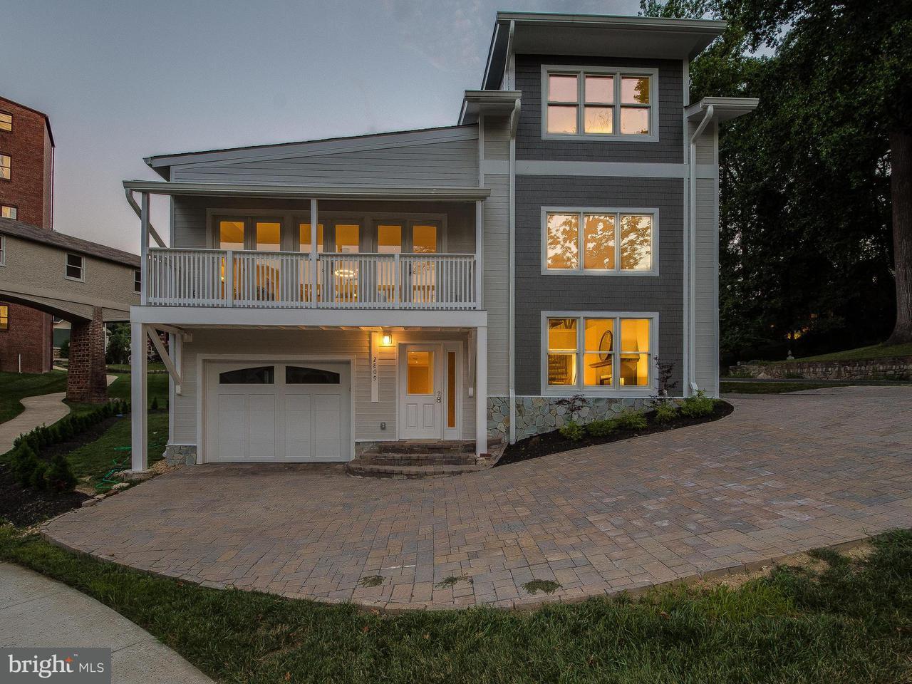 Single Family Home for Sale at 2809 LINDEN Lane 2809 LINDEN Lane Silver Spring, Maryland 20910 United States