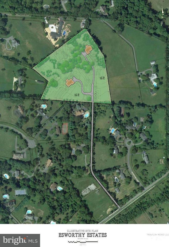 Terrain pour l Vente à 12626 TRAVILAH Road 12626 TRAVILAH Road Potomac, Maryland 20854 États-Unis