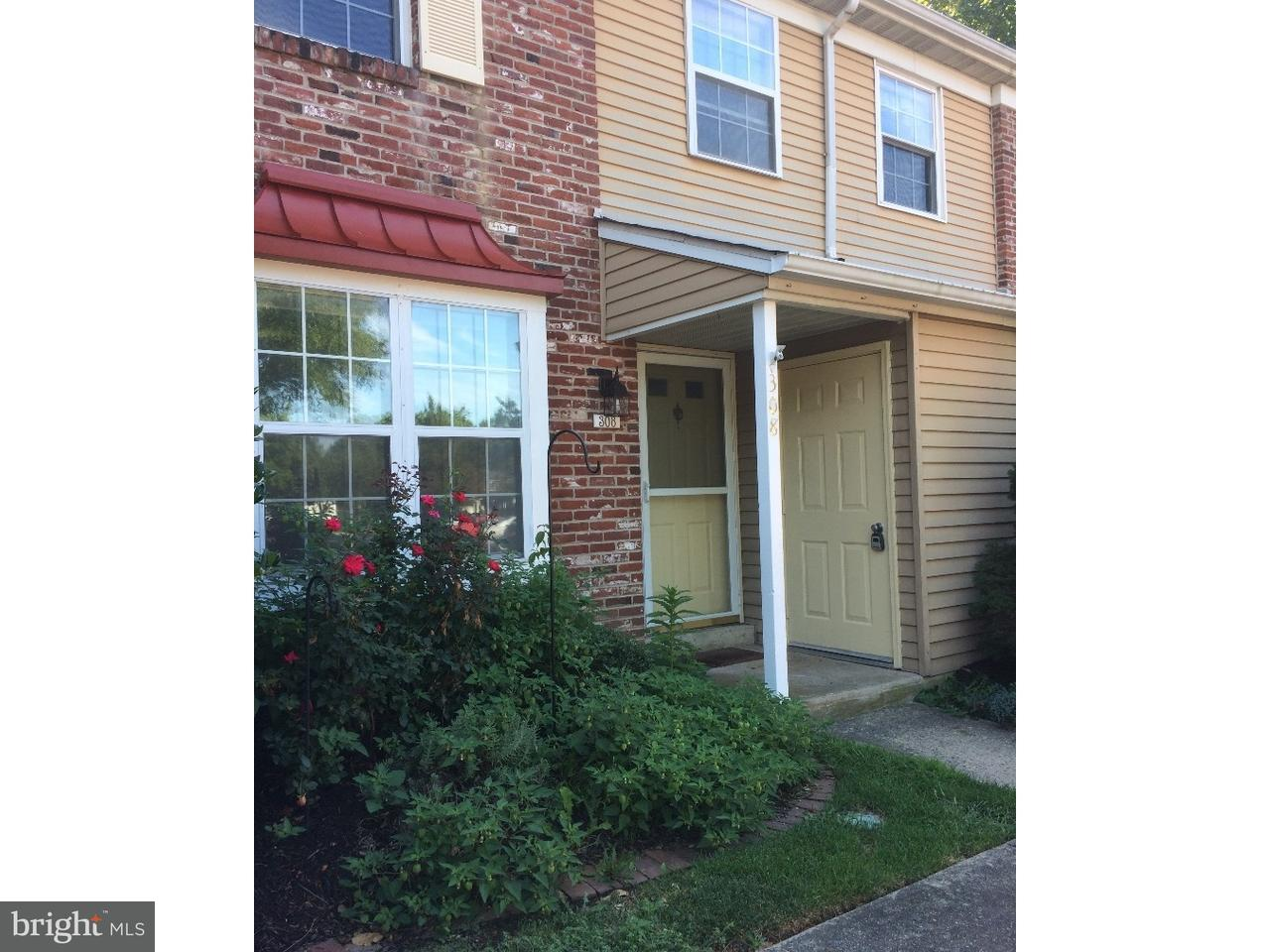 Townhouse for Rent at 308 BROOKWOOD Drive Ambler, Pennsylvania 19002 United States