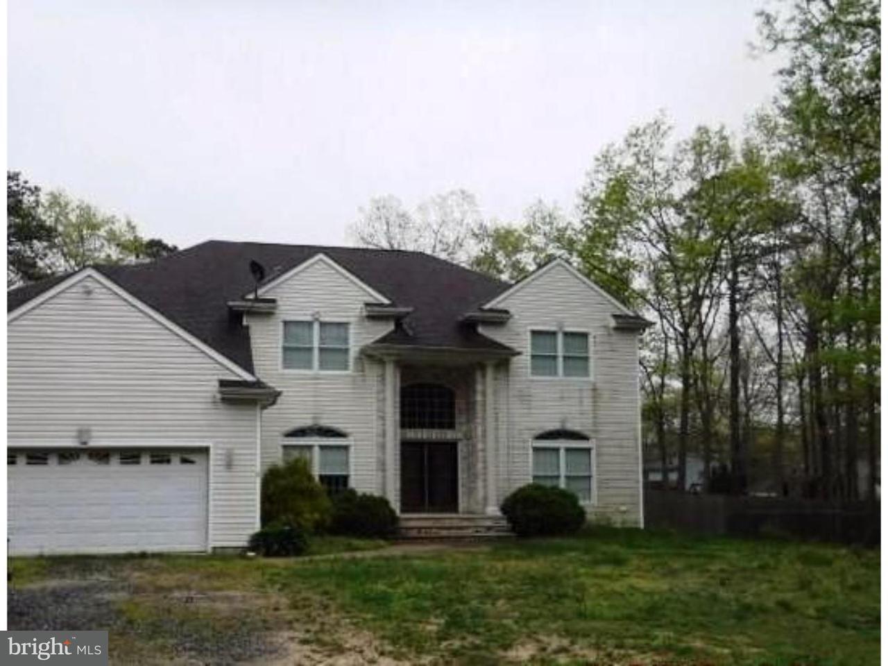 Частный односемейный дом для того Продажа на 6 7TH Street Barnegat, Нью-Джерси 08005 Соединенные Штаты