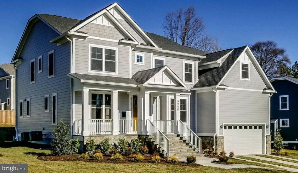 Частный односемейный дом для того Продажа на 9206 WATSON Road 9206 WATSON Road Silver Spring, Мэриленд 20910 Соединенные Штаты