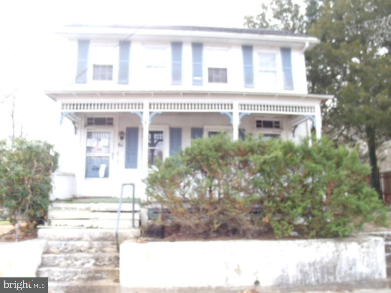 Single Family Home for Sale at 61 W MAIN Street Alloway, New Jersey 08001 United States