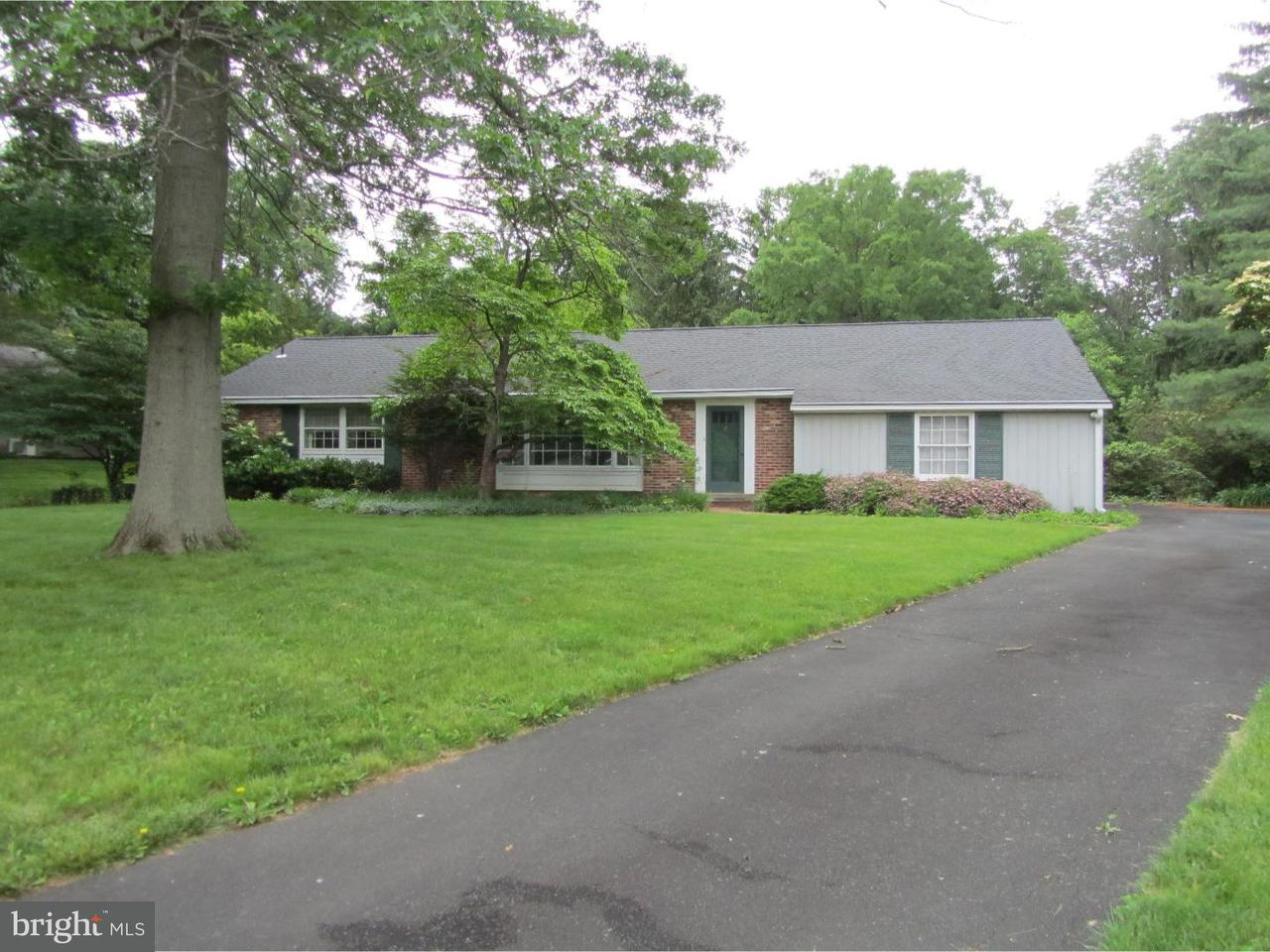 Single Family Home for Sale at 827 JUNIPER Drive Lafayette Hill, Pennsylvania 19444 United States