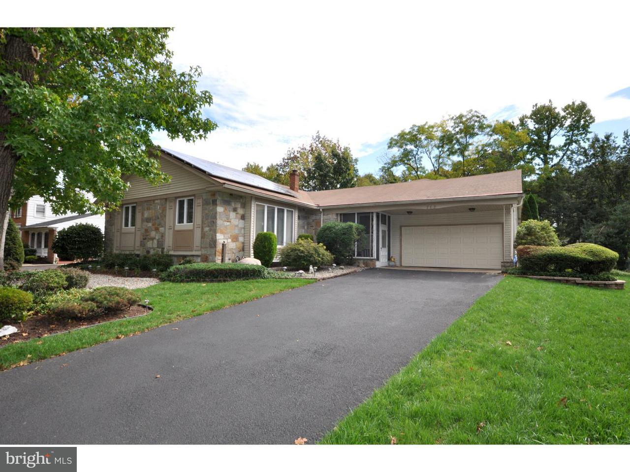 Einfamilienhaus für Verkauf beim 712 FOXCROFT Drive Cinnaminson Township, New Jersey 08077 Vereinigte Staaten