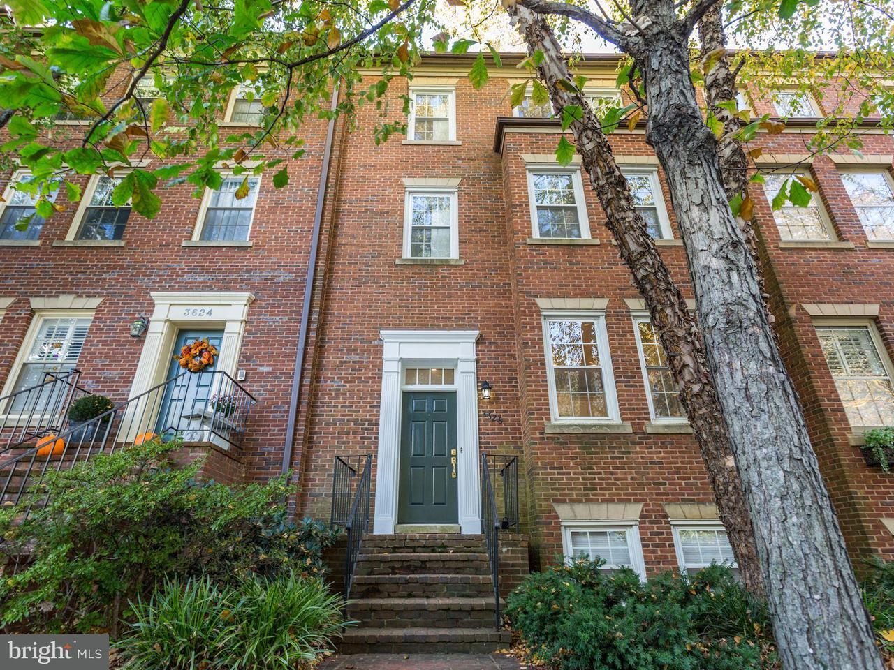 Townhouse for Sale at 3628 RESERVOIR RD NW 3628 RESERVOIR RD NW Washington, District Of Columbia 20007 United States
