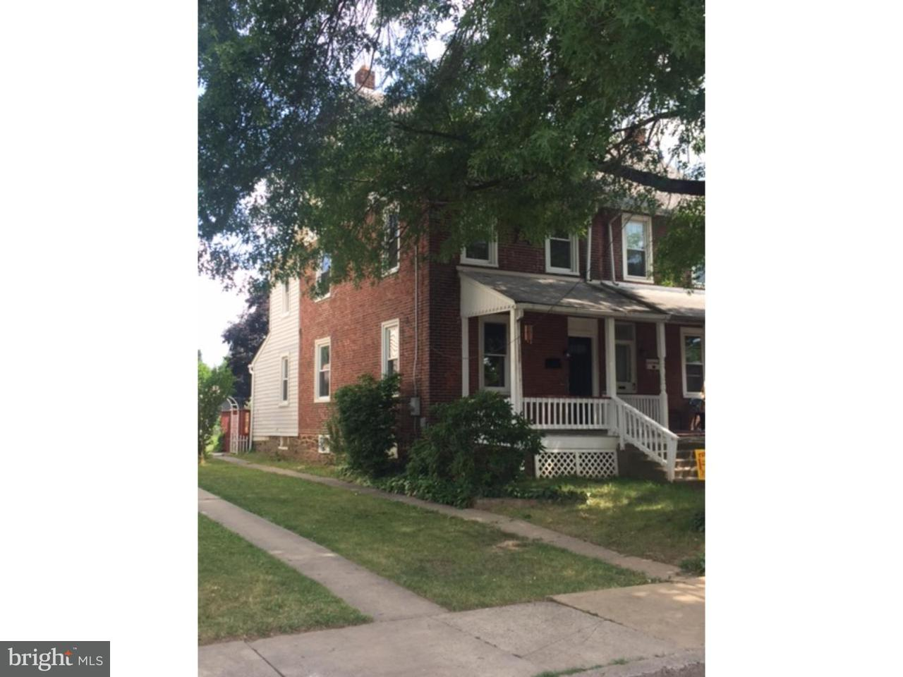 Townhouse for Rent at 341 ELM Avenue North Wales, Pennsylvania 19454 United States