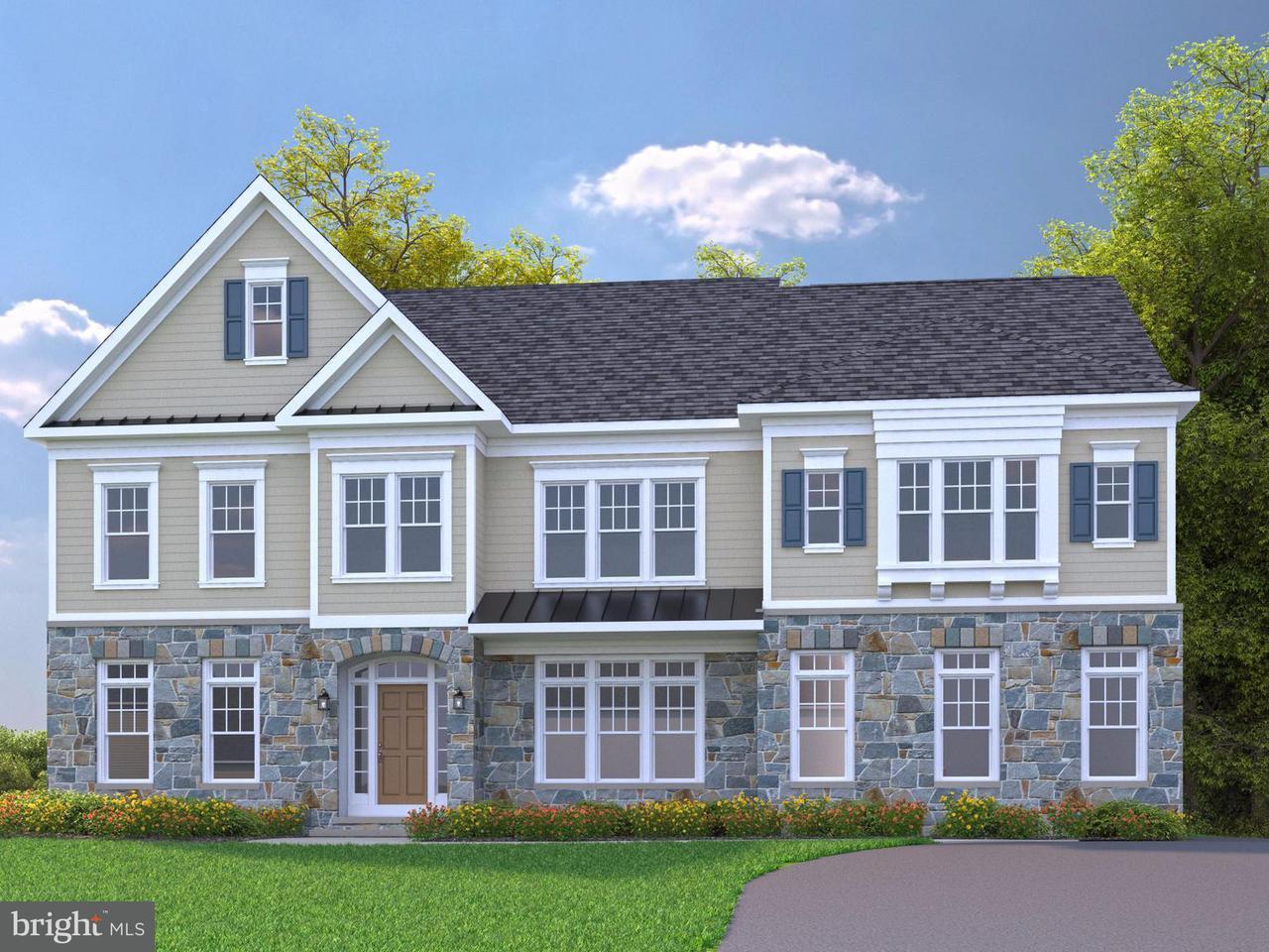 Maison unifamiliale pour l Vente à 9320 Chesley Road 9320 Chesley Road Rockville, Maryland 20854 États-Unis