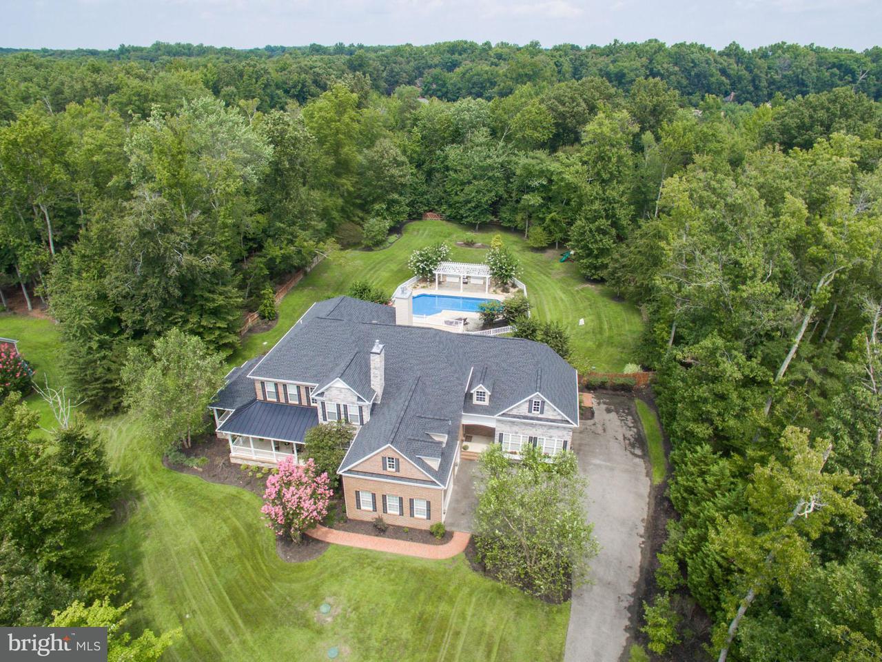 Частный односемейный дом для того Продажа на 8020 NORWICH Court 8020 NORWICH Court Port Tobacco, Мэриленд 20677 Соединенные Штаты