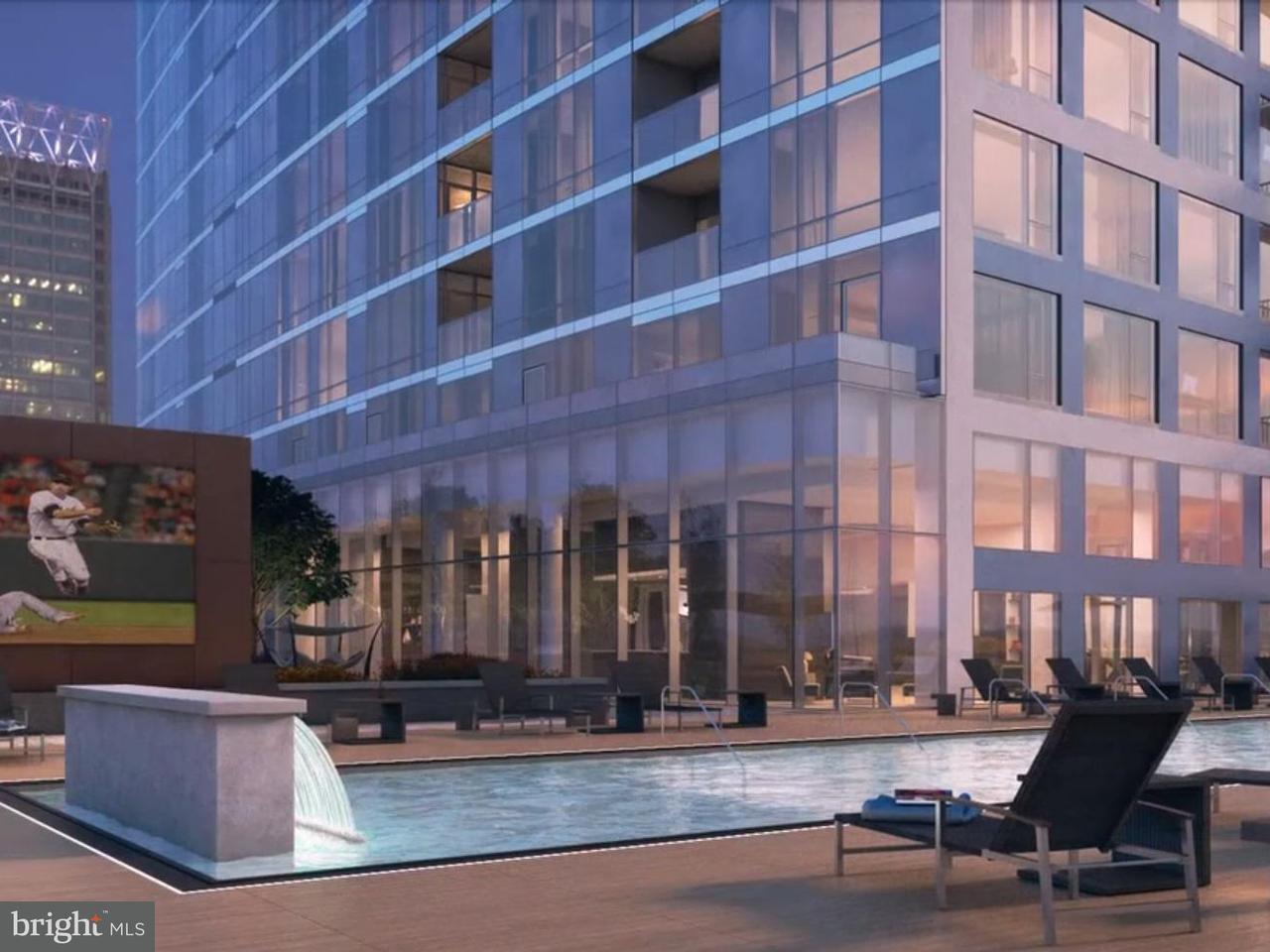 Condominium for Rent at 414 Light St #1709 Baltimore, Maryland 21202 United States